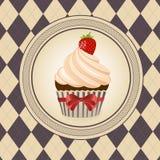 Petit gâteau Images libres de droits