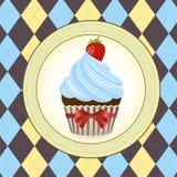 Petit gâteau Photographie stock