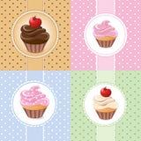 Petit gâteau Photos libres de droits