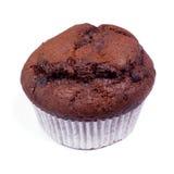 Petit gâteau de chocolat Photo stock