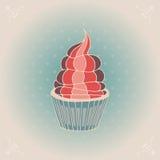 Petit gâteau de gâteau Images stock