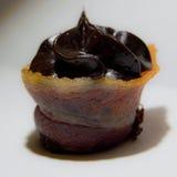 Petit gâteau de lard Photo stock