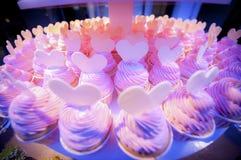 Petit gâteau doux Photo libre de droits