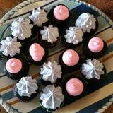 Petit gâteau Minis Photographie stock