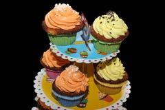 Petit gâteau savoureux pour votre partie spéciale 2 Photos libres de droits
