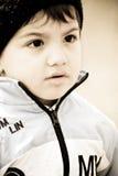 Petit garçon photographie stock