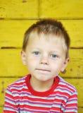 Petit garçon Image stock