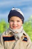 Petit garçon. Image libre de droits