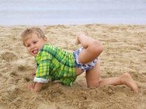 Petit garçon Photographie stock libre de droits