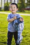 Petit garçon Image libre de droits