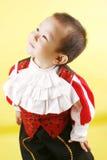 Petit garçon asiatique Image stock