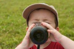 Eau potable  Photographie stock libre de droits