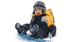 Amusement d'hiver Photographie stock libre de droits