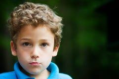 Petit garçon mignon Photos libres de droits