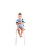Petit garçon mignon Images libres de droits