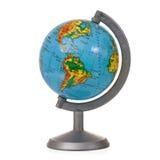 Petit globe Photographie stock