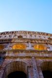 Petit groupe de Colosseum à Rome photos stock