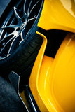 Petit groupe de McLaren P1 Photos stock