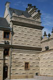 Petit groupe de Prague Castle_architecture Image stock