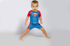Petit homme superbe Images stock