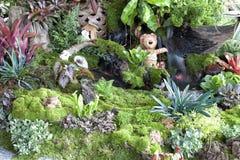 Petit jardin Photographie stock