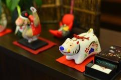 Petit jouet animal pour la décoration photos stock