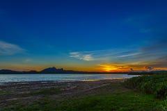 Petit lac en Thaïlande Photos libres de droits