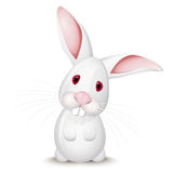 Petit lapin illustration de vecteur