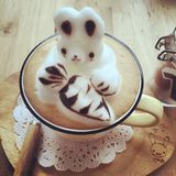 Petit lapin photo stock