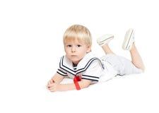 Petit marin Photo stock
