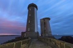 Petit Minou Lighthouse Stock Photos