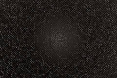 Petit modèle géométrique gris-foncé ou noir inverse diagonal abstrait de conception de fond de tuiles du cube 3d Photos stock