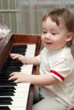 Petit musicien Images libres de droits