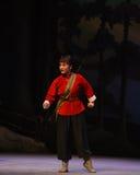 """Petit opéra de Chang Bao - de Pékin """"Taking le  de € de Tiger Montain By Strategyâ Images libres de droits"""