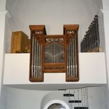 Petit organe moderne image stock