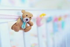 petit ours de nounours photos stock