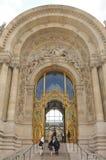 Petit pałac w Paryż Fotografia Royalty Free