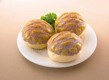 Petit pain asiatique de DimSum de nourriture image stock
