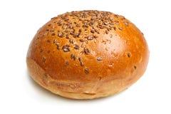 Petit pain avec des graines de tournesol Photo stock