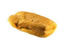 Petit pain avec du lait condensé Photographie stock libre de droits