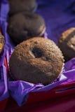 Petit pain - chocolat Images stock
