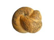 Petit pain d'isolement Photo libre de droits