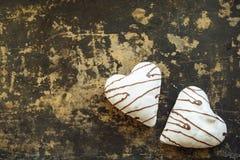 Petit pain de chocolat image stock