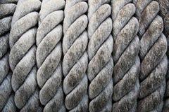 Petit pain de corde Photographie stock libre de droits