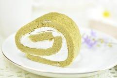 Petit pain de gâteau Image stock