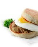 Petit pain de petit déjeuner Image libre de droits