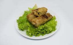 Petit pain de ressort - spécialité vietnamienne photos stock