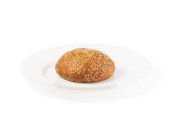 Petit pain de Rye Images libres de droits