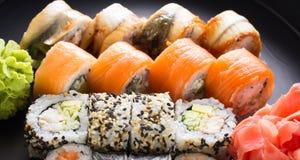 Petit pain de sushi Photos libres de droits
