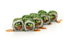 Petit pain de sushi Photo stock